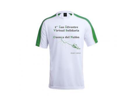 San Silvestre Virtual y Solidaria Cuenca del Nalón 2020