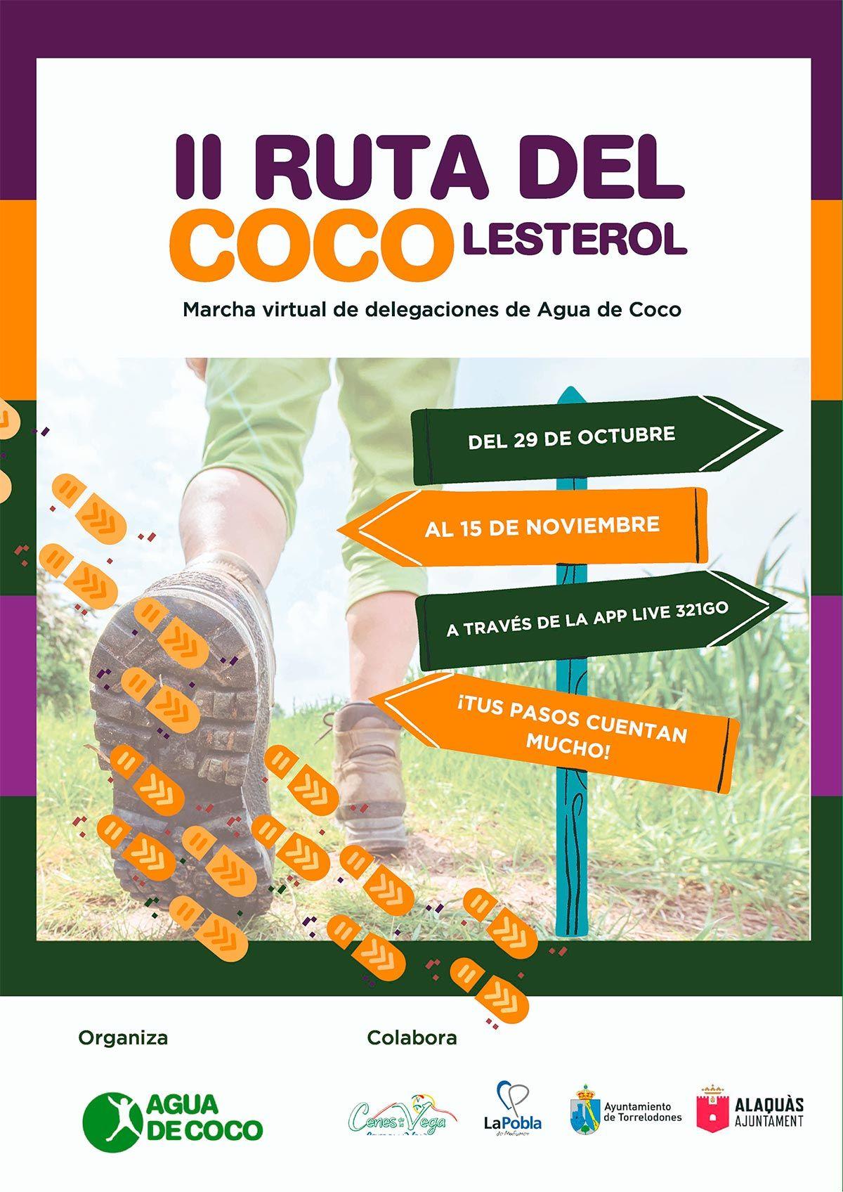 II Ruta del Coco-lesterol