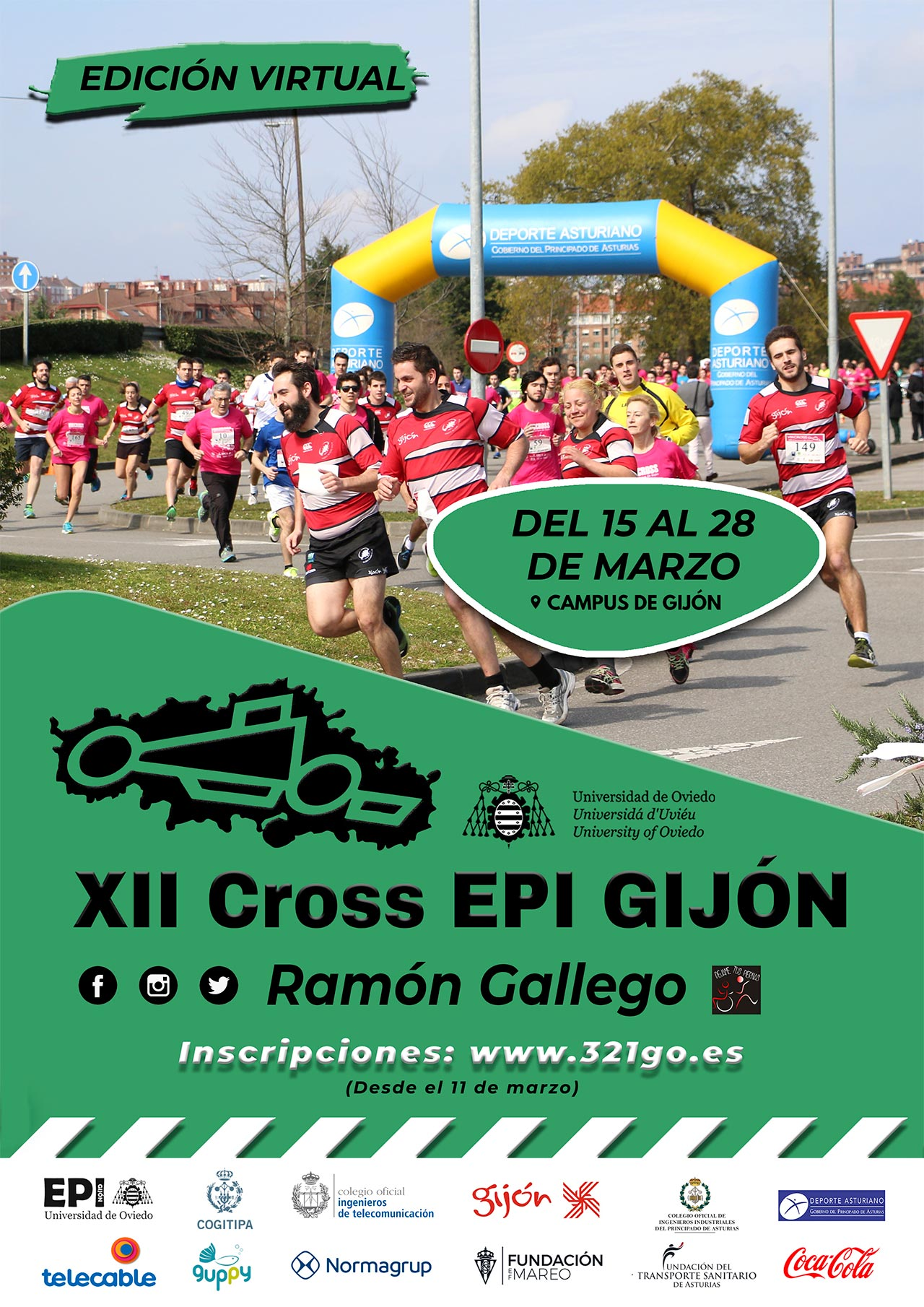CROSS VIRTUAL EPI GIJÓN-RAMÓN GALLEGO 2021