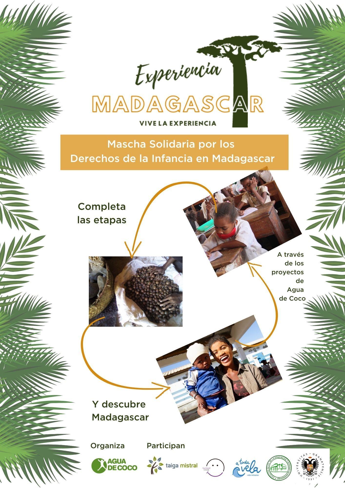Experiencia Madagascar 2021