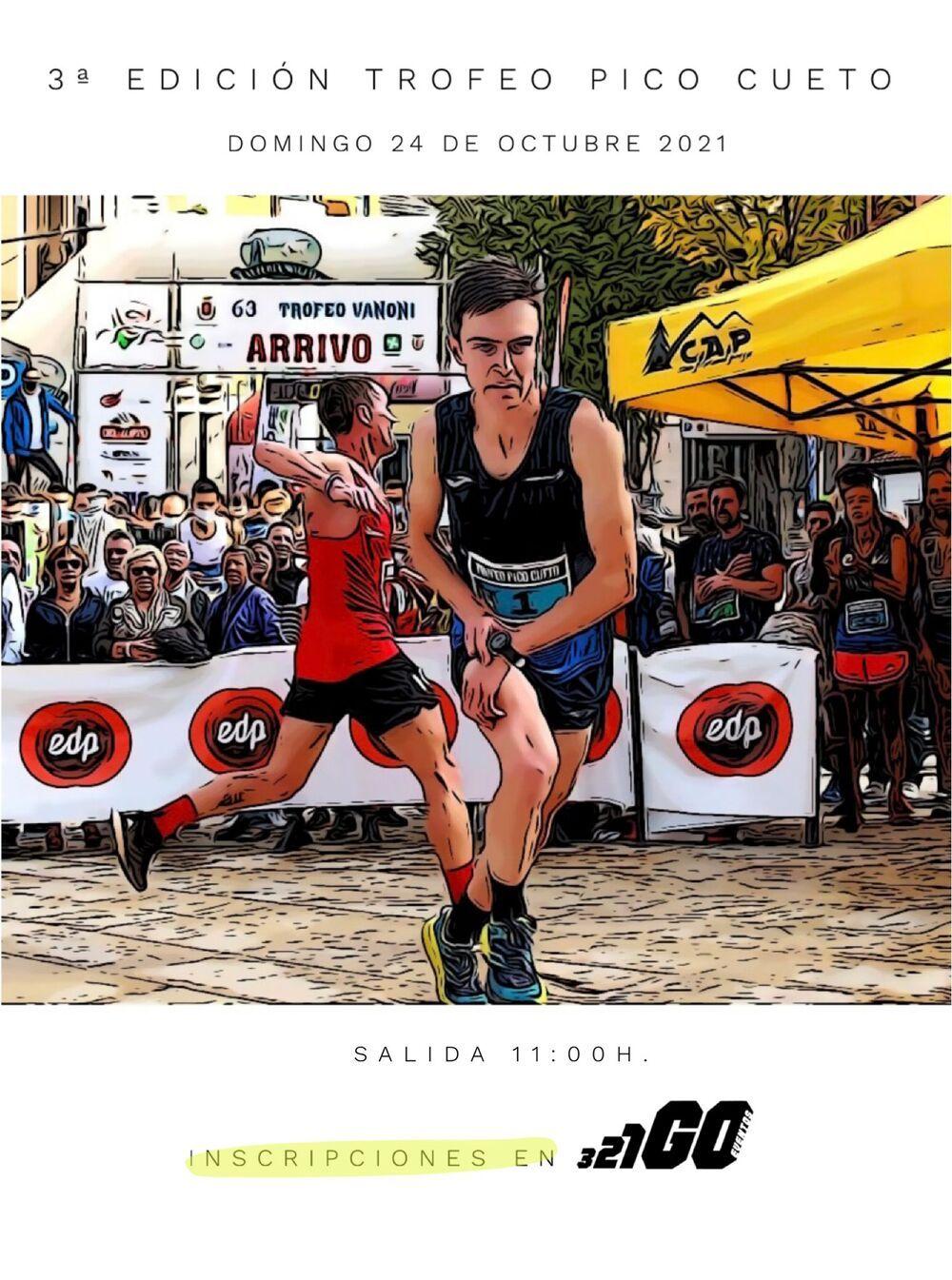 Trofeo Pico Cueto 2021