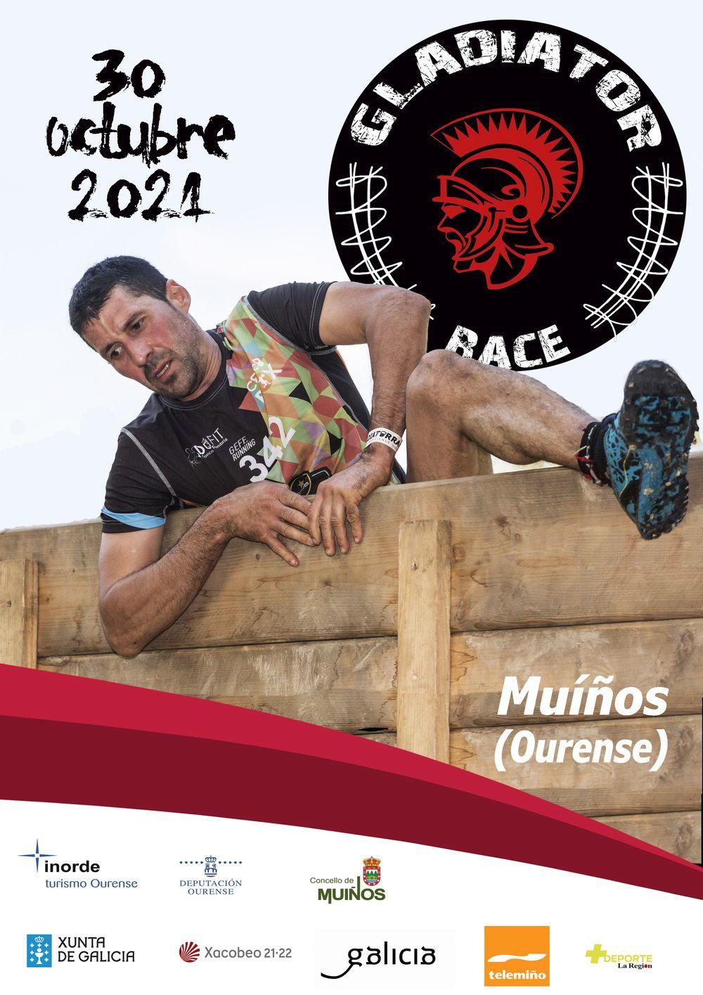 GLADIATOR RACE Ourense